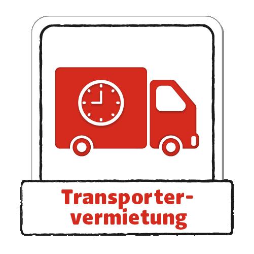 Transportervermietung